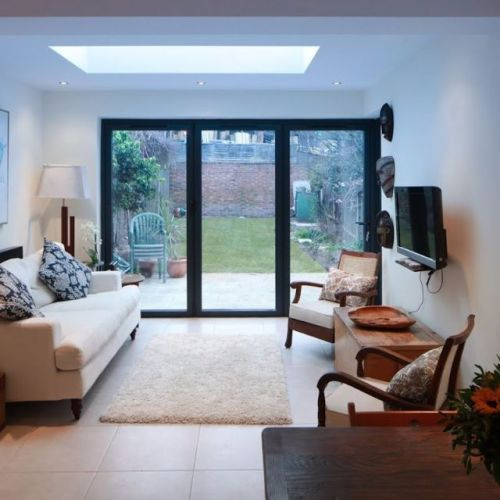 Ground Floor Flat Extension - Southwark (East Dulwich)