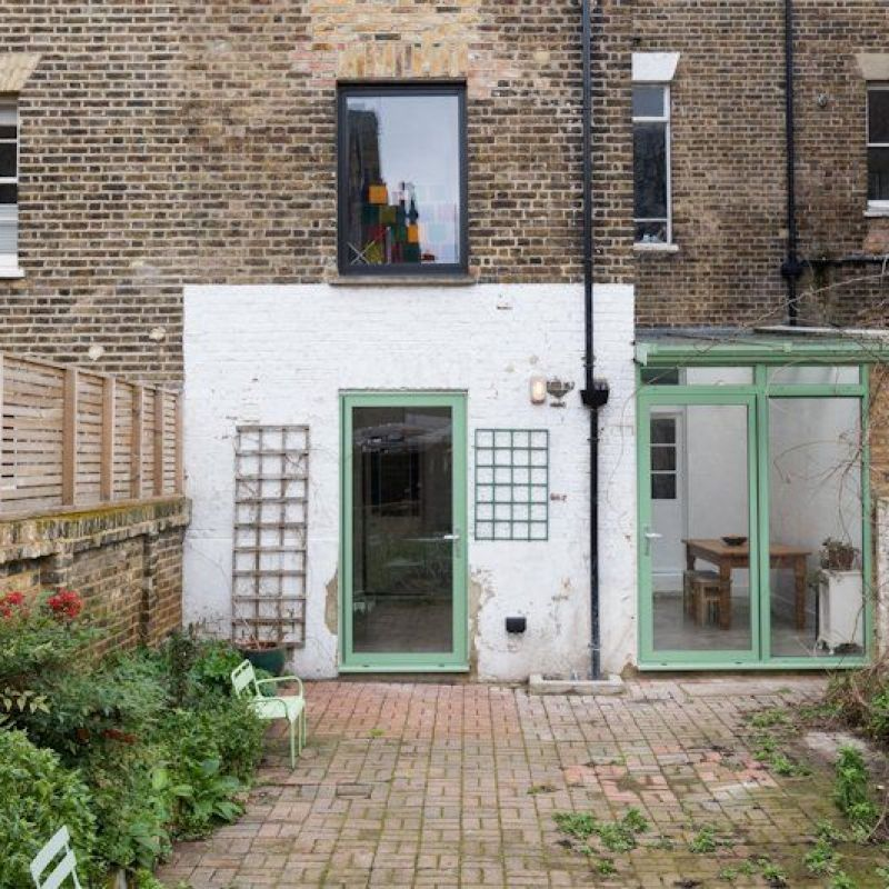 Extension in North London
